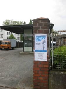 k-28 Tankstelle Hausener Weg
