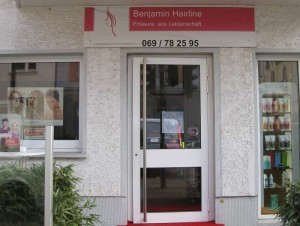 k-5 Benjamin Hairline